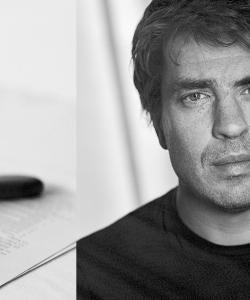 Porträtt av Jonas Franksson